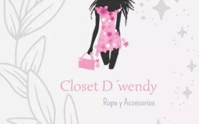 Closet D'Wendy
